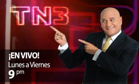 TN3 O TNT… EPD (BREVE HISTORIA DE CARLOS OTERO EN EL POLVORÍN 41)